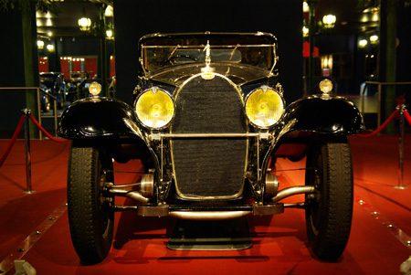 Bugatti Coupe Napoleon - Foto: Jim Appelmelk
