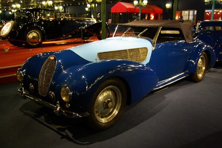 Bugatti - Foto: Jim Appelmelk