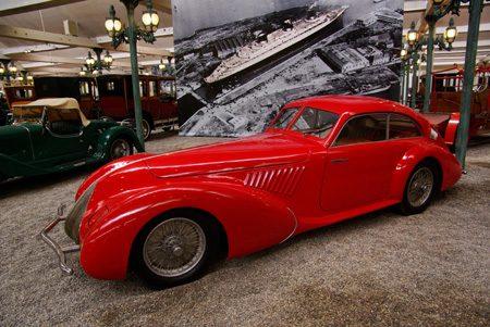 Alfa-Romeo 8C 2900 A - Foto: Jim Appelmelk