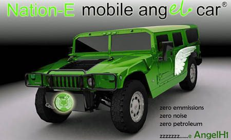 Nation-E Hummer Angel H1