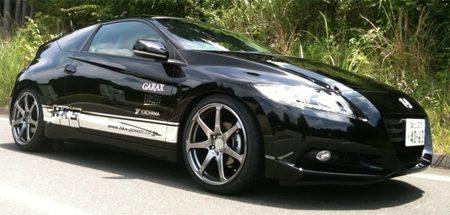 HKS Supercharged Honda CR-Z