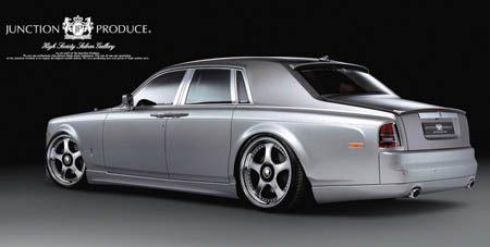 Rolls-Royce Phantom volgens Junction Produce
