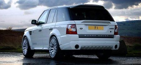 Kahn Range Rover RS300