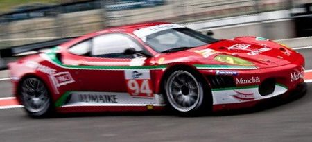 Ferrari doet mee met de F430 GT