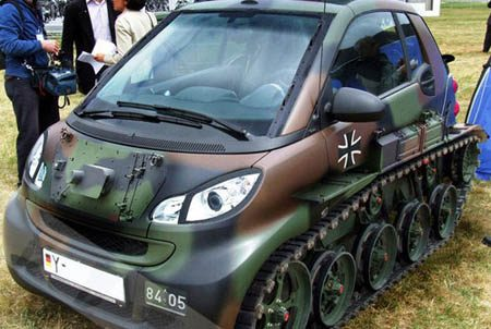 Amry Smart Fortwo