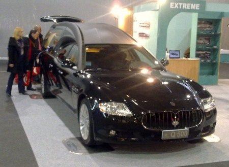 Maserati Quattroporte Q500