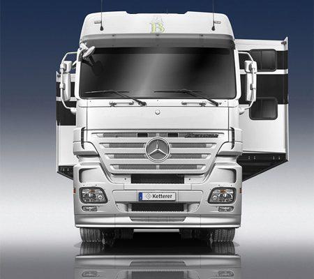 Mercedes Camper A-Cero