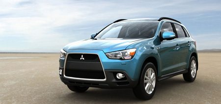 Mitsubishi ASX compact crossover