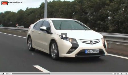 Opel Ampera video