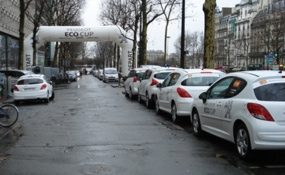 Peugeot Eco Cup: Start