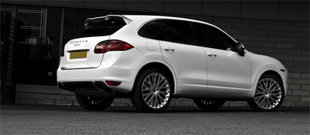 Project Kahn Porsche Cayenne SuperSports