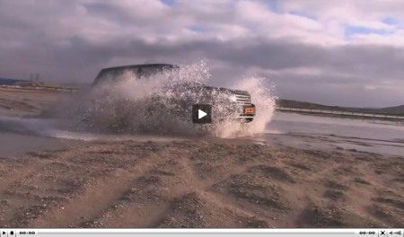 Range Rover video