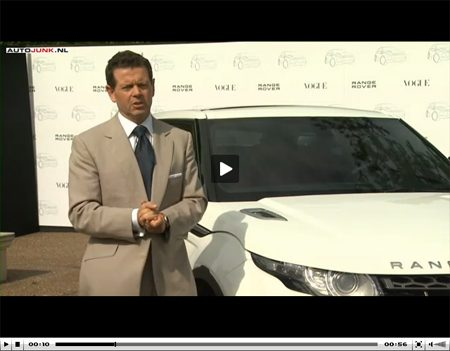 Range Rover Evoque op Autojunk