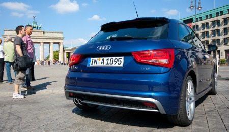 Audi A1 1.4 TFSI S-Line