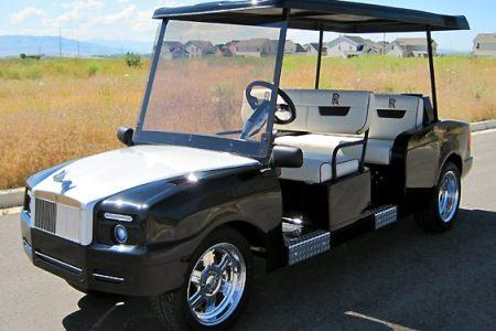 Rolls Royce Golfkar