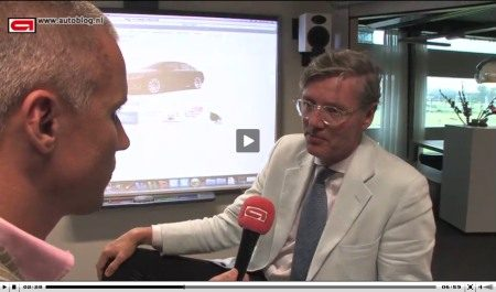 Saab 9-5 en interview Victor Muller