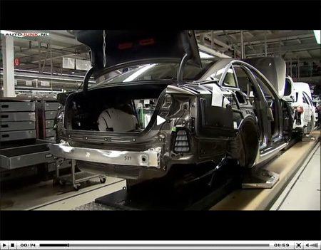 Audi A6 productie op Autojunk.nl