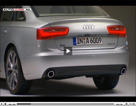 Audi A6 Hybride op Autojunk