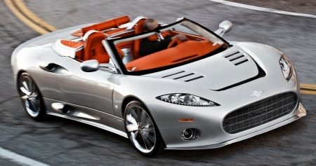 nieuwe pics van de spyker aileron spyder. Black Bedroom Furniture Sets. Home Design Ideas