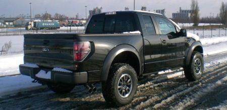 Ford Raptor pr0n