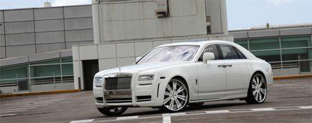 Vellano Mansory Rolls Royce Ghost