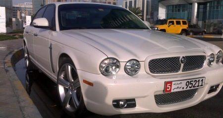 Een albino Jaguar?