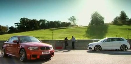 BMW 1M vs Audi RS3 5th Gear