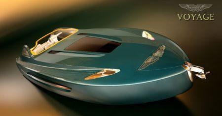 Aston Martin Voyage boot
