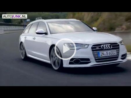 Audi S6 Avant - Video