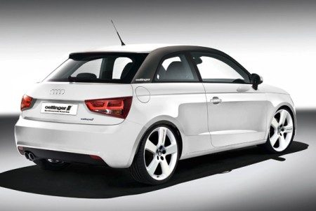 Audi A1 door OETTINGER