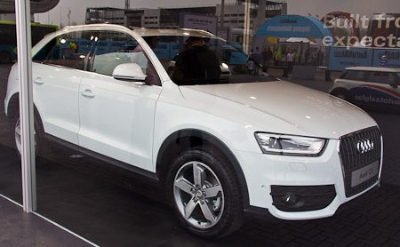 Here are some of the first live photos of the Audi Q3. Enjoy!
