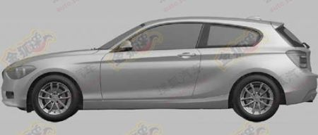BMW 1 Serie (F21) 3-deurs