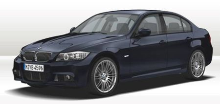 BMW 3 Serie Carbon Sport Edition