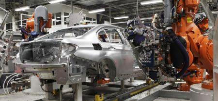 BMW 3 Serie (F30) in productie