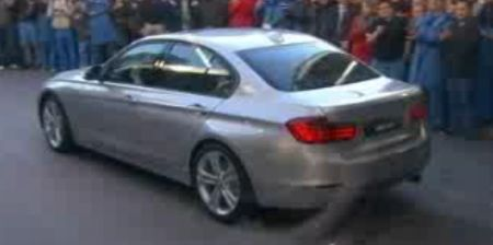 BMW 3 Serie onthulling