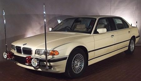BMW 7 Serie Individual