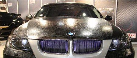 BMW E90 kroko