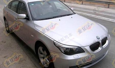 Budget BMW E60 voor China