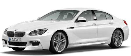 BMW 6 Serie Gran Coupe M-Sport