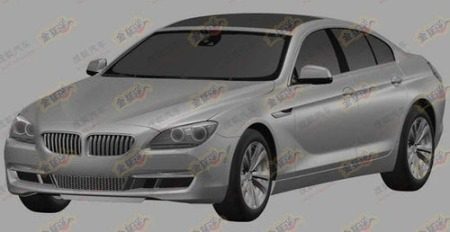 BMW 6 Serie GranCoupe