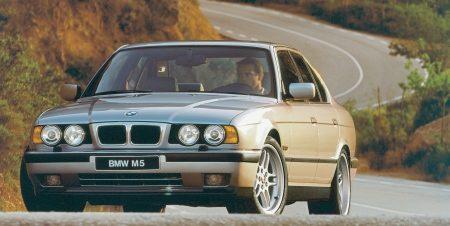 BMW E34 M5 belastingvrij?