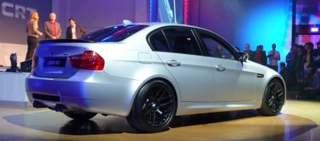 BMW M3 CRT @ M Night