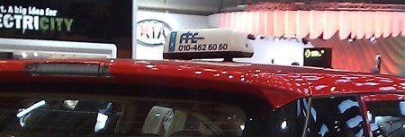 RTC Taxi bellen