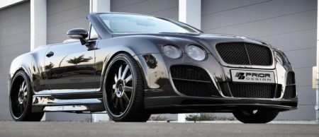 Bentley Continental GTC Prior Design