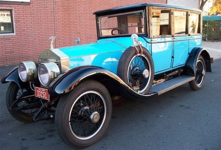 Rolls-Royce Silver Ghost - Boardwalk Empire