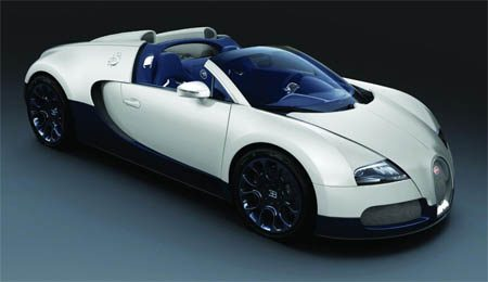 Bugatti Veyron GS Special Edition Shanghai 2011