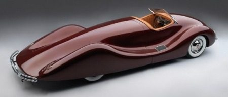 Buick Streamliner 1948 Norman Timbs