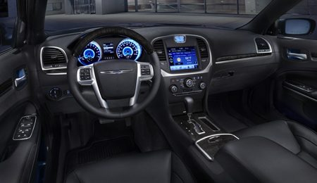 Chrysler Thema Interieur