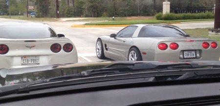 Corvette C5 en C6