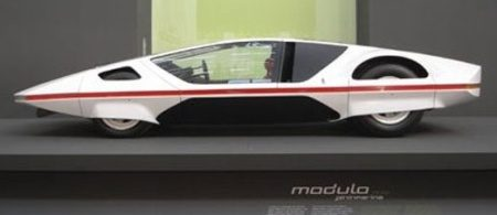 Ferrari Modulo side